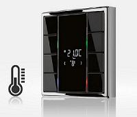 KNX компактный комнатный контроллер F50