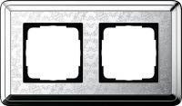Установочная рамка Gira ClassiX Art хром
