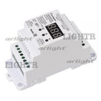Конвертер SMART-K29-DMX512 (230V, 1x2A, TRIAC, DIN)