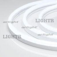 Гибкий неон ARL-CF2835-U15M20-24V White (26x15mm)