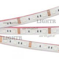 Лента RTW 2-5000PGS 12V RGB 2x (5060, 300 LED, LUX)