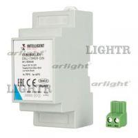 INTELLIGENT ARLIGHT Контроллер DALI-TIMER-DIN (DALI-BUS, RTC)