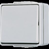 JUNG Выключатель перекрестный для накладного монтажа IP44