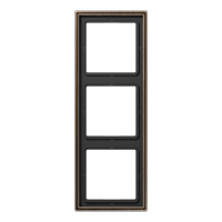 JUNG рамка 3-постовая